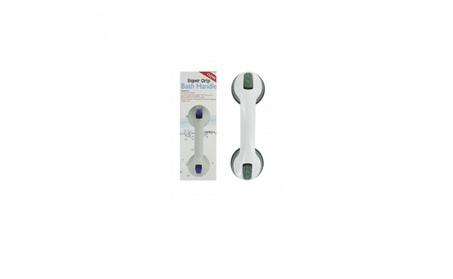 Suction Mount Super Grip Bath Handle White fc93c8fb-6b8f-4196-98f4-f6bae09a3596