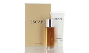 Escape by: Calvin Klein Set (Ladies)