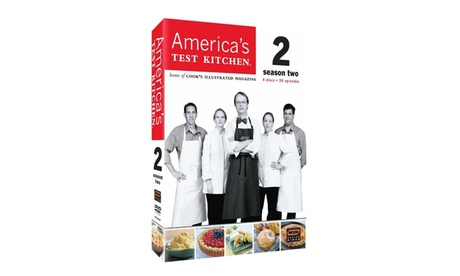 America's Test Kitchen: Season 2 DVD ebc5a3fe-3f58-42ed-81fe-afa42df6baa2