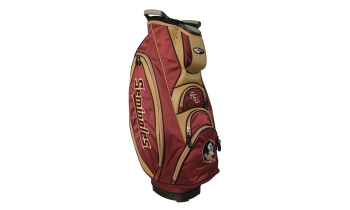 1eb3f69a4302aa Team Golf NCAA Victory Golf Cart Bag