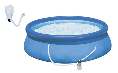 Swimming Pool 2,400 Gallons Water Capacity Easy To Stor & Use 5062d8cc-6c8e-4cf3-acc8-788e546c60d3
