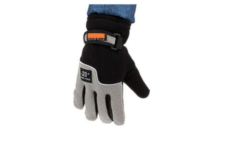 Winter Warm Fleece Thermal Motorcycle Snowboard Gloves 8056c15c-6a4d-4199-9e53-6b1712e9c984