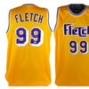 Chevy Chase Signed Mesh Fletch Jersey w/ PSA/DNA COA