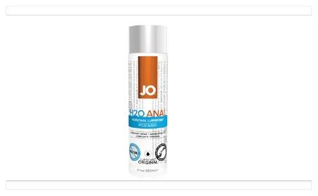 Jo H2O Anal Water-Based Lubricant - 4 Fl. Oz. / 120 Ml 3008d6da-4fe4-4933-a37c-934a8786226e