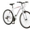 Schwinn 27.5 inches Men's All Terrain High Timber Bike Bicycle - White