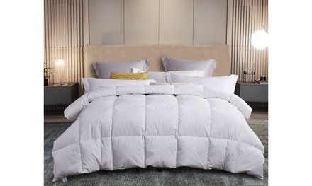 Martha Stewart White Feather and Down Comforter Was: $170 Now: $54.99.
