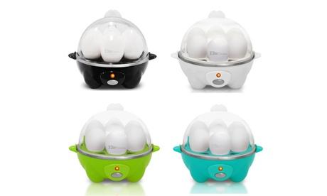 Elite Cuisine Automatic Easy Egg Cooker b2219443-ad17-4201-9bbd-0ba3b4c1549b