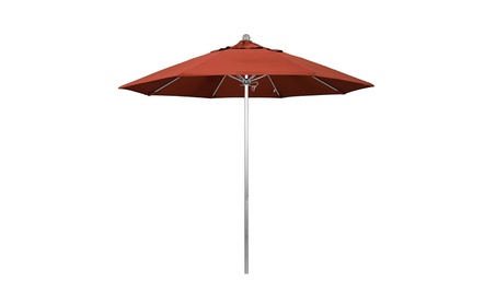 California Umbrella ALTO908002-5440 9 ft. Fiberglass Market Umbrella 6091bb8e-6503-4397-b9f3-130290472512