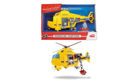 Dickie Toys - Mini Action Helicopter 393e21d8-ad36-418b-939b-8ad3e0c0fe6c