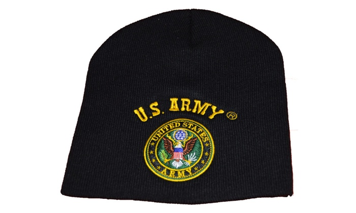 4c247a42f2b Official Authentic US Military Cold Weather Pull Over Beanie Hat ...