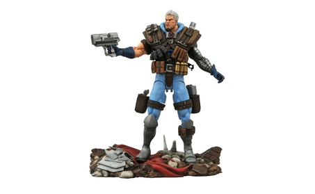 Marvel Select: Cable Action Figure Special Collector Edition Diamond 96e1bf61-026f-4b35-bb6e-2d97290450d7