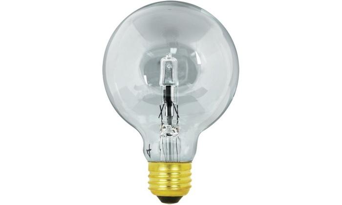Bulb Hal 40w Clear