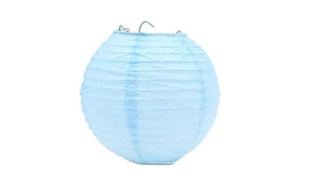 3PCS Paper Lantern Round Lamp Decoration Party Supplies e870fb36-dc2e-4876-8cc6-4dbf92c91abc