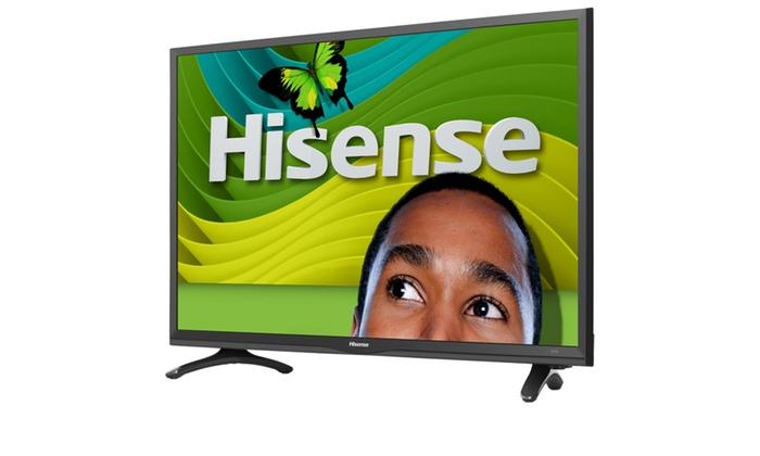 hisense h3 series tv manual