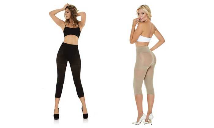 8ff40339a5 Cocoon Women s Thermal Slimmer Capri Shaper Redu Lose Weight Colombian