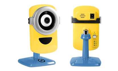 Minion Camera App : Security & surveillance deals & discounts groupon