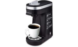 Mixpresso Compact Single-Serve Coffee Maker