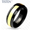 Tungsten And Titanium Metal In One Comort Fit Band