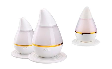 200ML Water drop Desk Ultrasonic Aroma Humidifier Air Diffuser 7f62ad04-7521-4f49-9b29-9acdfad791a4