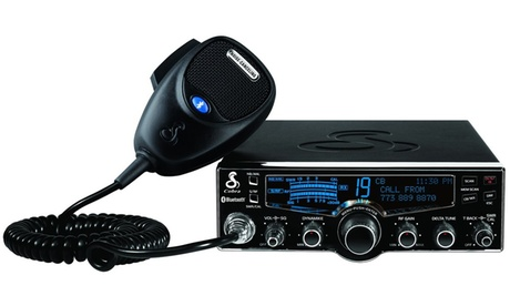 Cobra CB radio with 4 LCD display and Bluetooth Wireless Technology Refurbished 3f1690c3-2a10-4a02-bc60-e6c70907a8d4