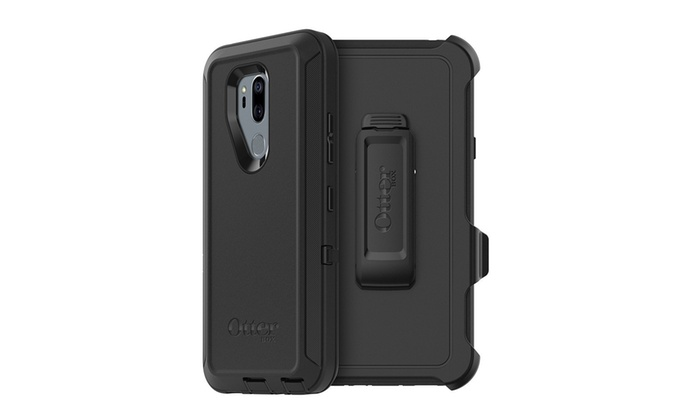 meet c7b40 af51d OtterBox DEFENDER SERIES Case and Holster for LG G7 ThinQ, G7 PLUS ...