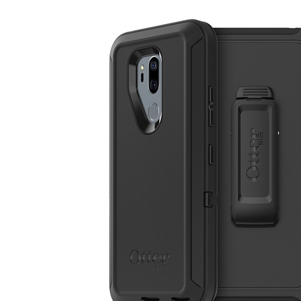 OtterBox DEFENDER SERIES Case and Holster for LG G7 ThinQ, G7 PLUS ThinQ,  G7 One