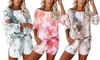 Leo Rosi Women Casual Nat Tie Dye Lounge Set (S-2X)