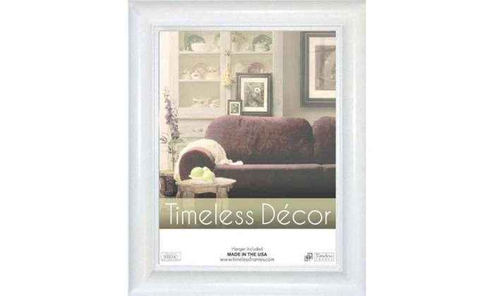 Up To 12 Off On Timeless Frames 78074 Boca Wh Groupon Goods