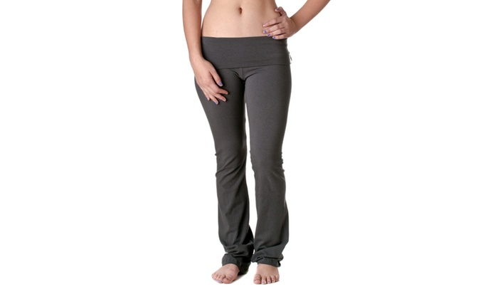 Olive yoga pants-3899