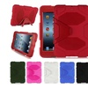 Kids ShockProof Armor Hard Case Cover With Stand For iPad Mini 1/2/3