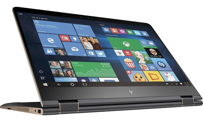 HP Spectre x360 15-BL112DX 2-in-1 4K Laptop Certified