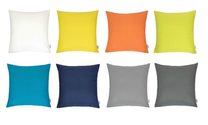 20 X20 Weather Resistant Outdoor Throw Pillow Set 2 Piece Groupon