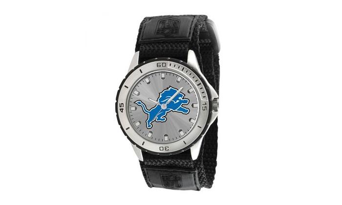 Detroit Lions Watch - Veteran