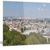 Kiev Cityscape Panorama Photo Metal Wall Art 28x12