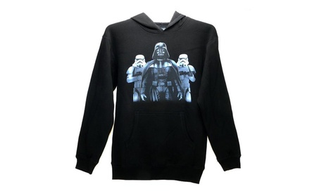 Star Wars Adult Darth Vader Storm Troopers Pullover Hoodie 513c1d82-2631-45bb-a2da-105e5752e912
