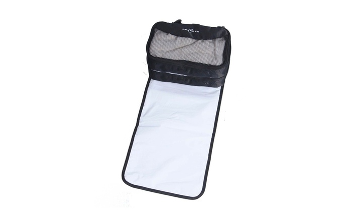 Twins Auto Mall >> Obersee Extra Large Diaper Changing Station Bag for Travel and Twins   Groupon