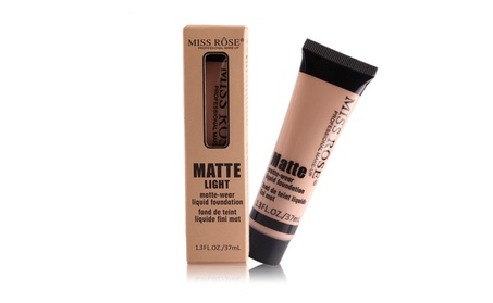 MISS ROSE Professional Make-up Matte Light Liquid Fodation Natural 34243845-5f53-43ae-8b58-e84de5282dcb