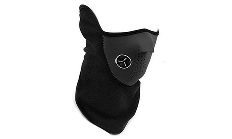 Half Cover Face Ski Mask Wind Resistant Winter Snow Balaclava Outdoor Face Mask aeb38366-0e56-4d90-9566-aeee6f280050