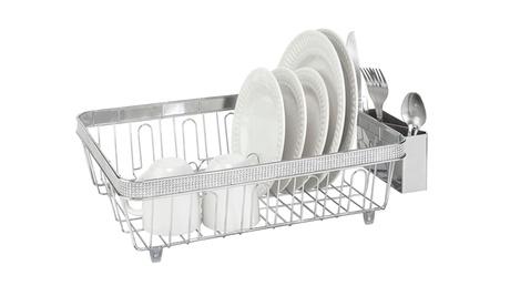 Simplify Chrome Kitchen Organization Products 6df0371e-f078-47f5-95b3-88657f8cb943