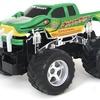 """1:24 (7"""") R/C Monster Truck-Snake Bite - Green"""