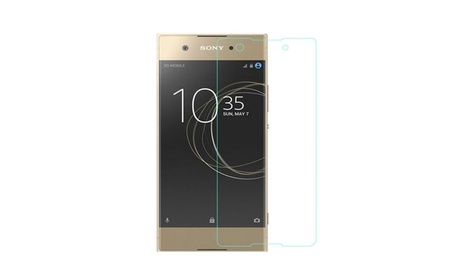 Premium Tempered Glass Screen Protector For Sony Xperia XA1 Ultra