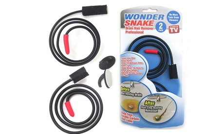 Wonder Snake Clogged Drain Hair Remover(2 units) dc8dc798-7320-4fee-bd5e-c89f5d5217ce