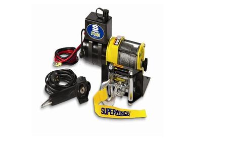 Superwinch 12V ATV Winch with 4-Way Roller Fairlead 1b4040e0-b122-4693-a3d1-3baf61048282