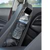 Car Side Seat Organizer Phone Water Bottle Glasses Napkins Black by Stalwart