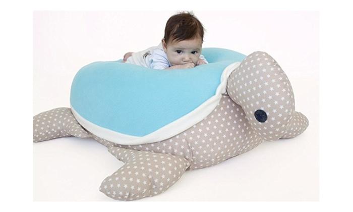 Fantastic Kids Baby Bean Bag Floor Pillow Giant Animal Shaped Turtle Creativecarmelina Interior Chair Design Creativecarmelinacom