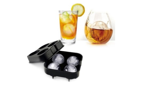 Cocktail Round Ice Ball Maker Mold Silicone Ice Tray 357ae8ad-ee20-467d-a02f-4c05820c51f5