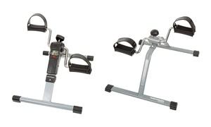 Wakeman Portable Under-Desk Exercise Bike