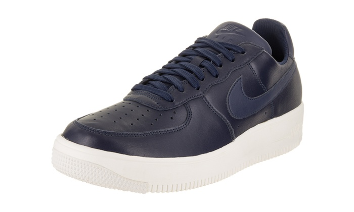26afca94fc Nike Men s Air Force 1 Ultraforce Leather Basketball Shoe