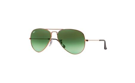 Ray Ban RB3025 Aviator 58mm Sunglass (Green Lens/Copper Frame) 7a2175a4-5780-4468-b311-f922d7f603de