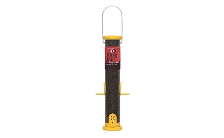 Droll Yankees Inc RPF23Y Ring Pull Feeder Ring Pull Finch Feeder (Goods For The Home Patio & Garden Bird Feeders & Food) photo